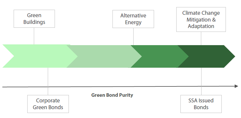 Example of the Scale of Green Bond Purity